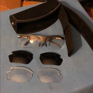 Rudy Project Rydon cycling glasses